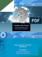 Presentacion Clarenc Conferencia Mundial de Educacion 2011 111116121806 Phpapp02
