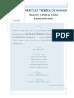 Proyecto de Investigacion de Fisiopato .. TERMINADO