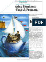 Detecting Breakouts From Flags & Pennants
