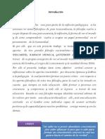 filosifa monografia