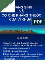 KHANG SINH