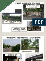 Urban Design Issues - Hyd