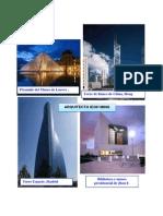 Proyectos arquitectonicos importantes