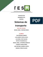 Proyecto de Sistemas de Transporte