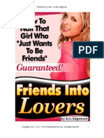 Friends Into Lovers eBook