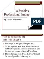 Creating a Positive Professional Image