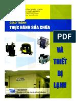 Giao Trinh Thuc Hanh Sua Chua May Va Thiet Bi Lanh
