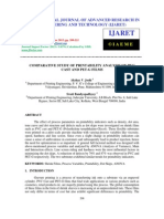 Comparative Study of Printability Analysis on Pvc Cast and Pet-g Films