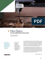 Fibra Optica Corte Con Laser
