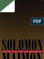 130166707 Solomon Maimon