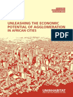Unleashing the Economic Potential of Agglomeration in African Cities