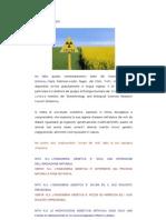 La Piaga Degli OGM