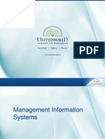 Data, Information & Its Attributes Presentation - Unitedworld School of Business