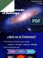 Descubriendo El Universo