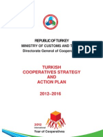 Turkish Cooperative Strategy and Action Plan