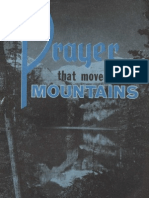 Prayer That Moves Mountains - Lindsay