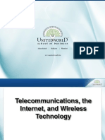 Internet Comm. All Protocol Presentation - Unitedworld School of Business