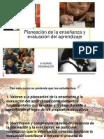 Presentación Curso de Planeación y evaluación
