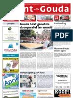 De Krant Van Gouda, 4 Juli 2013