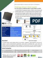 ACTAtek IP Exter Reader for Access Control & Time Attendance