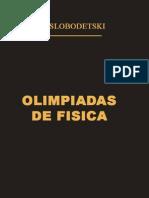 Olimpiadas de Fisica - I. Sh. Slobodetski