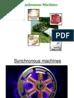 _Synchroous Machines Mecha