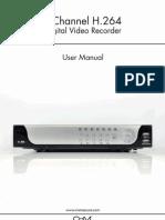 H264 8Ch Manual
