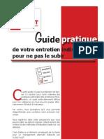 Guide Pratique Sur l Entretien Individuel