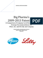 Pfizer and Lilly Case Study