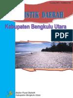 Statistik Daerah Kabupaten Bengkulu Utara 2010