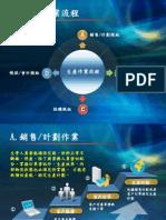 生產作業流程之計劃管理