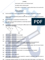 2.Electrostatic Potential & Capacitance