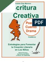 Aprender a Escribir - Cuaderno Escritura Creativa Primaria
