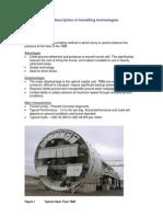 Brief Description of Tunnelling Technologies