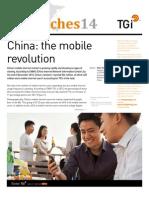 Global TGI Report, China the Mobile Revolution
