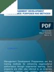 MANAGEMENT DEVELOPEMENT PROGRAMMES.pptx