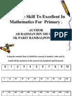 Strategi Mencapai a Matematik Upsr