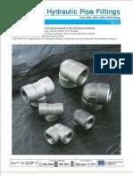 DK Hydraulic Pipe Fitting C-1