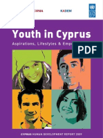 Cyprus human development report 2009