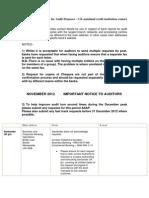 PN16 - Bank Contact Details for Auditors1 www.I-UV.com