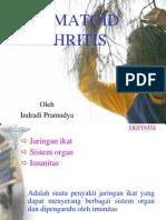 Presentasi Rheumatoid Arthritis