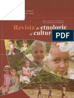 Revista de Etnologie Si Culturologie Vol.V