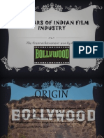 100 Years of Indian Film Industry
