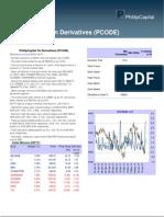 Phillip Derivative Report