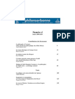 PHILOSORBONNE 4 - Sobre Deleuze x Cherniavsky y Otros (FR)