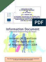 Regulation EC 261_2004