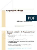 4 Est. Regressao Linear