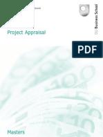b821 Block3unit5 Project Appraisal