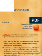 acidifianti