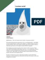 El Corifeo Del Racismo Social